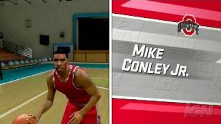 College Hoops 2K8 PlayStation 3 Trailer - All-American