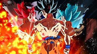 Goku tribute AMV - Scared of the dark