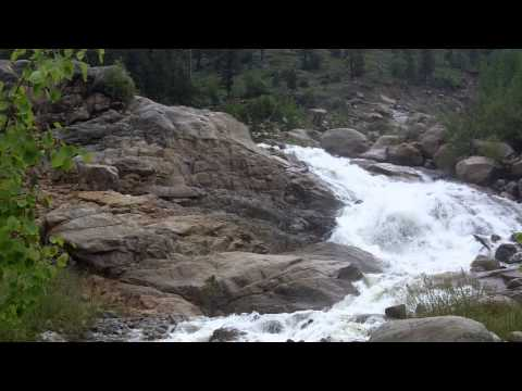 a few of Colorado's Rivers and Waterfalls
