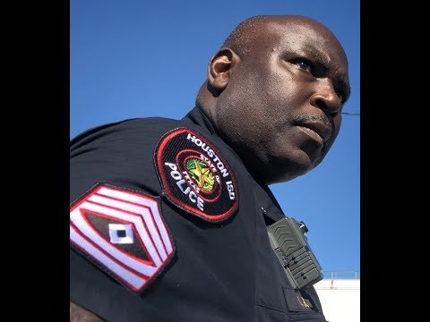 Houston ISD Police Sgt. K. Brown, What's 38.02?