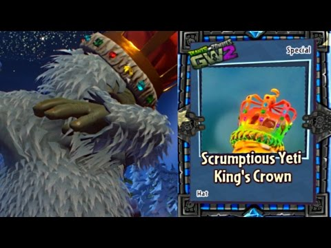 PVZ Garden Warfare 2: YETI KING Boss Hunt! (CRAZY MODE Compl