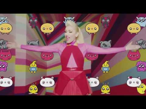 Gwen Stefani Kuu Kuu Harajuku