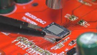 Жөндеу төлемақы күшейткіштің м/с TDA7498e: микросхеманы Ауыстыру