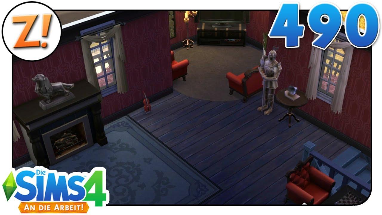 Sims 4 Ran An Die Arbeit