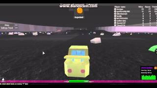 ROBLOX Gameplay #1: ROBLOX Racing [Official]