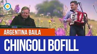 """""""Chamamé de los esteros"""" por Chingoli Bofill en #ArgentinaBaila"""