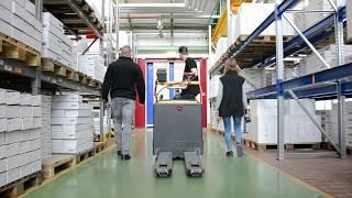 Deine Hauptrolle in der HEWI Logistik - Ausbildungsberuf Fachkraft für Lagerlogistik (m/w/d)