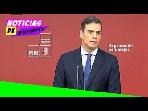 [HD] Sánchez embarca al PSOE en una incierta moción para obligar a Cs a retratarse
