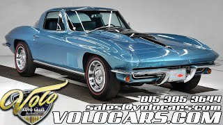 1967 Chevrolet Corvette for sale at Volo Auto Museum (V18948)