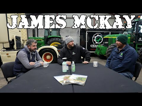 A sit down with James McKay
