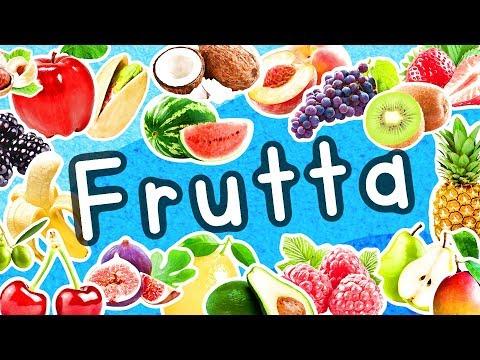 La Frutta - 🍎🍐🍊 - La canzone della frutta - 🍋🍌🍉 - educativo - 🍓🥝🍒