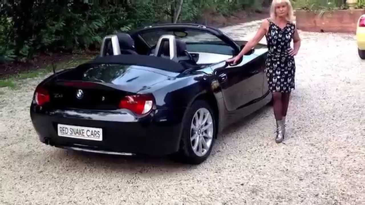 Bmw Z4 3 0 Si 12 2007 Youtube