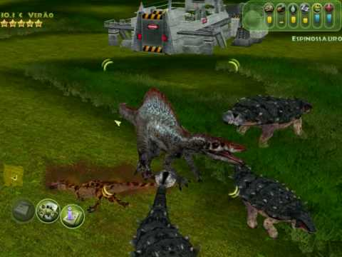Jurassic Park Pc Game Download