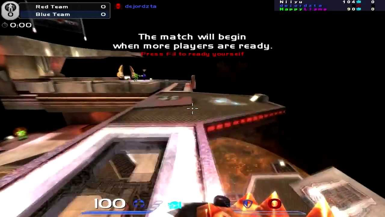 Puddleduck Sucks at Quake Live #6