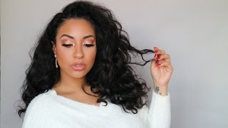 Simple Soft Glam | Pink And Peach Makeup