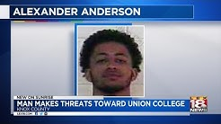 Man Makes Threats Toward Union College