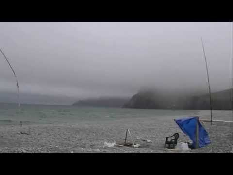 St. Matthew island Alaska 2011 ham radio expedition KL7RRC