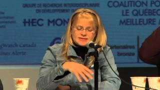 33 Forum Québec meilleure mine Q&A sages 1-2