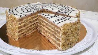 Ореховый торт Эстерхази Esterhazy nut cake