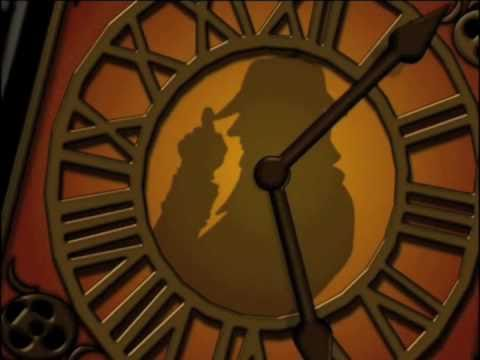 Sherlock Holmes in the 22nd Century Cartoon Intro