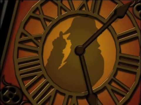 Sherlock Holmes in the 22nd Century Cartoon Intro