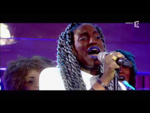 Rocky, en Live - C à vous - 25/01/2017