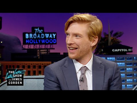 Domhnall Gleeson Doesn't Meet Many General Hux Fans