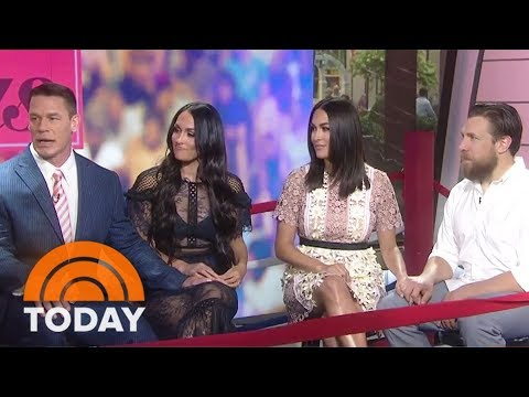 Get A 'Total Bellas' Preview From Nikki And Brie Bella, John Cena, Daniel Bryan | TODAY