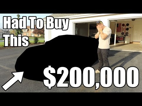 He Lost a $200,000 Bet!