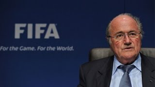 FIFA's Sepp Blatter on Corruption Charges in 90 Seconds