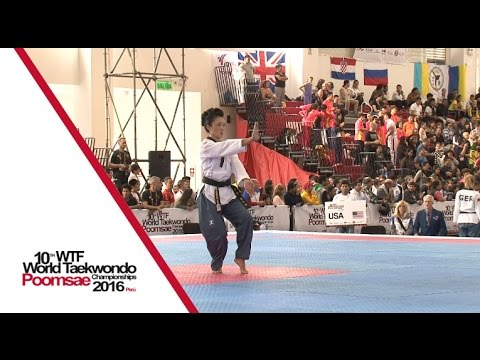 Under 50 Individual Female Final | Thoa NGUYEN (USA) vs Candida TUNKEL (GER)
