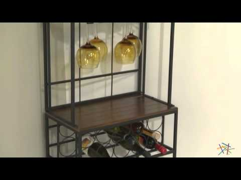 anders-driftwood-bakers-rack---product-review-video