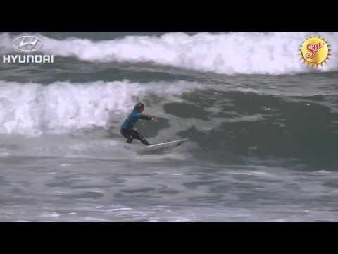 Shortboard - Hyundai National Surfing Championships 2011 - Dunedin, NZ