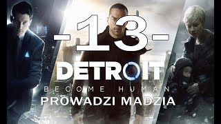 [PS4] Detroit: Become Human #13 - Wieża Stratford