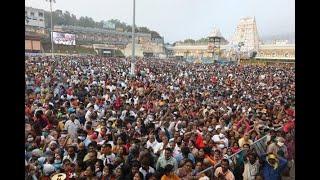 Tirumala Vahana Seva || Temple News Today