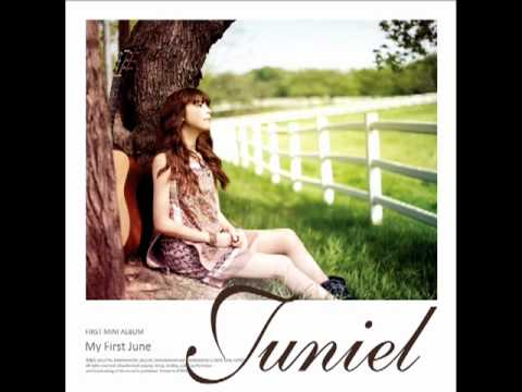 【Juniel (주니엘) - My First June】05. 바보 (With 정용화 (CNBLUE)) / Fool (with yonghwa)