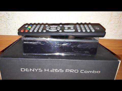 Главное что нужно знать о Uclan Denys H265 Pro Combo S/S2/T2/IPTV/OTT