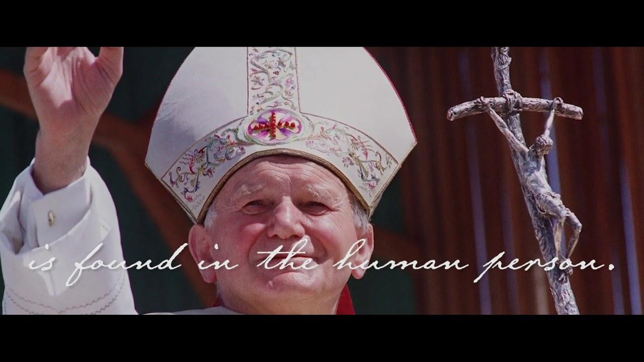 Celebrating St. John Paul II's 100th Birthday