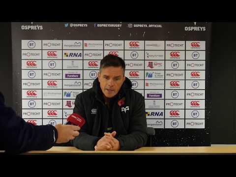 Southern Kings Post Match Press: Allen Clarke