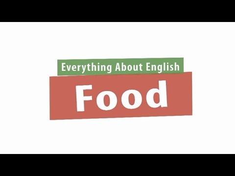 Everything About English : Food ภาษาอังกฤษ ม.1
