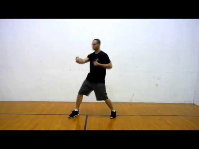 Wing Chun 3rd form Bil (Biu) Jee