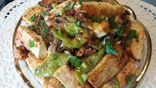 Как быстро приготовить очень вкусный и полезный тофу/дыби/