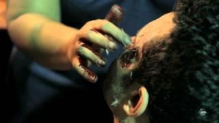 פאודה: מאחורי הקלעים של סצנת הפיגוע
