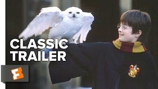 Harry Potter And The Sorcerer's Stone 2001 Trailer - Daniel Radcliffe Movie Hd