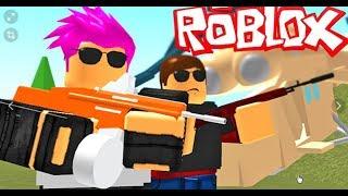 ROBLOX побег из тюрьмы.Ограбление банка.Создал самое большое племя!!!!
