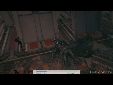 How Helix Snake deals with the hard parts (Batman: Arkham Knight)