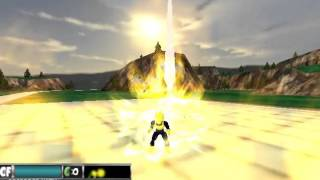 model con amxx vegeta saga cell by xslayer download