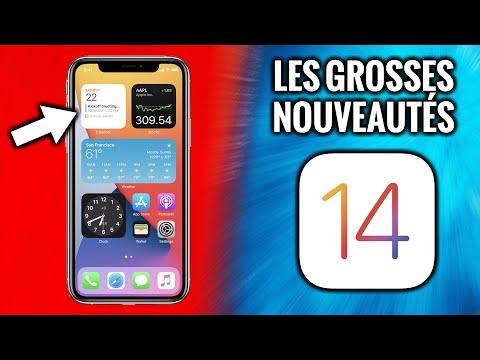 iOS 14 : Les Grosses Nouveautés ! (du lourd)