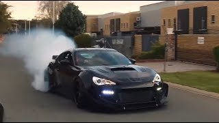 Brutal 2JZ Engine Swap Compilation