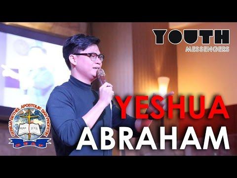YESHUA ABRAHAM // GBAP SERMON